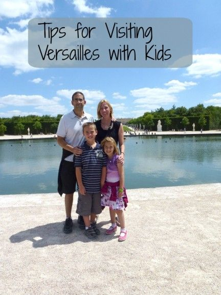 Versailles is an easy day trip from Paris. Tips for visiting with kids ...
