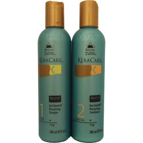 KeraCare Dry & Scalp Moisturizing Shampoo helps alleviate dry and itchy scalp conditions. It deeply cleanses moisturizes dry hair and scalp. Eliminates flakiness. Detangles. Excellent for all hair ty...