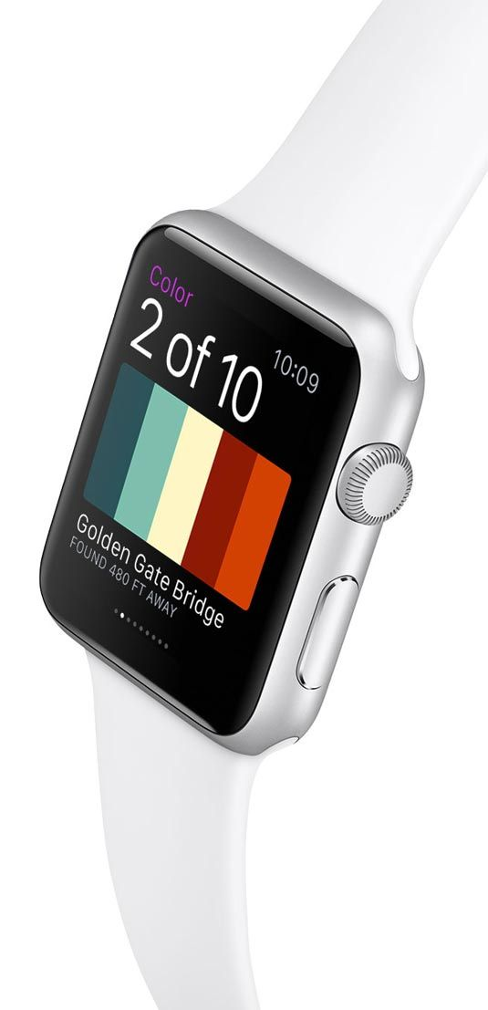Adobe unleashes 3 new apps to make the Apple Watch relevant to designers: Behance; Color CC; Creative Cloud; Details.