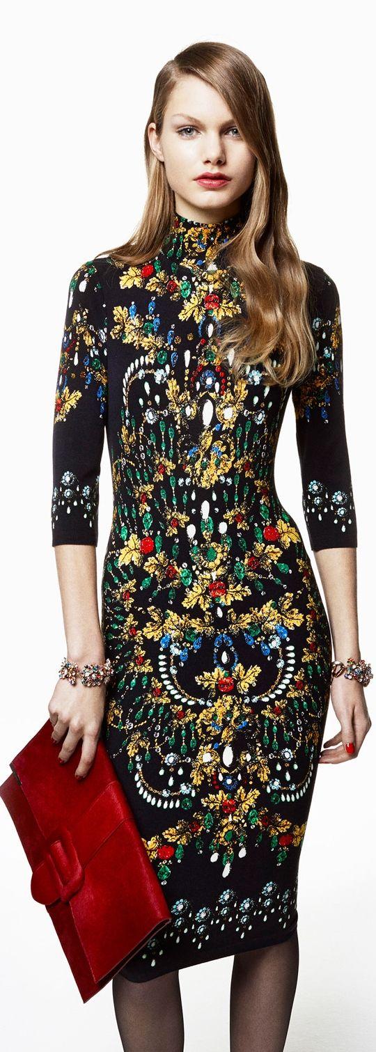 Blumarine Pre-Fall 2015 **Embellished #LoveThis http://www.artofncook.com/