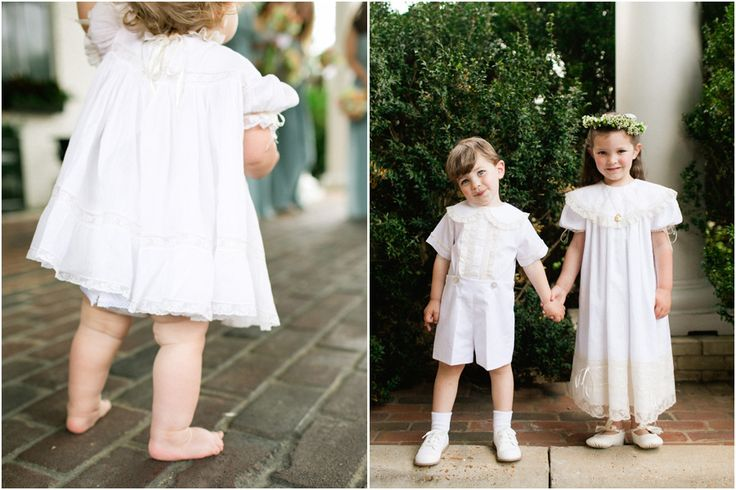 girls heirloom clothes southern weddings - Google Search
