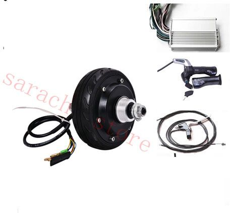 "5"" 150W 24V electric motor for wheelchair , motor skateboard, electric self balancing scooter parts"