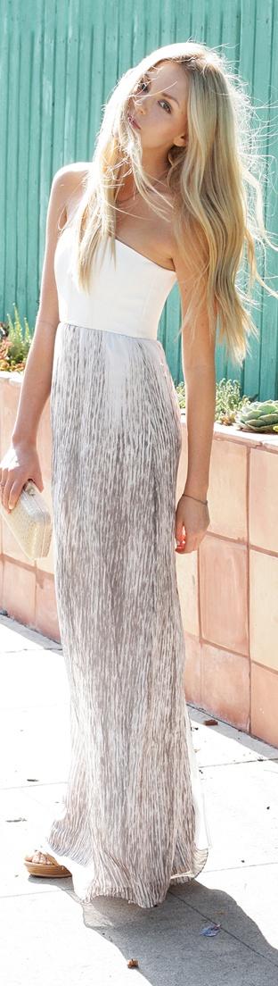 maxi dress # fashion # style