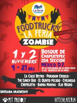 MonchiTime Recibe La Feria de Chapultepec Food Trucks este fin de semana