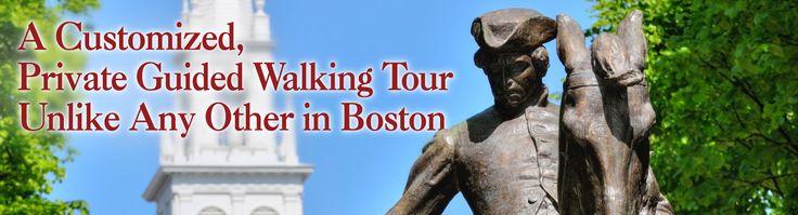 Boston Walking Tours of Historic Boston Tour Guides Boston Sightseeing