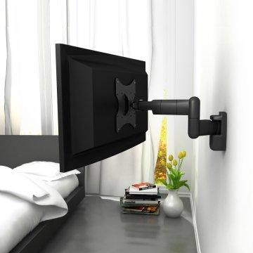 25 best ideas about flat screen tv mounts on pinterest flat screen wall mount wall mounted. Black Bedroom Furniture Sets. Home Design Ideas