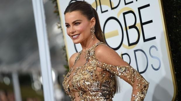 Sofía Vergara cometió vergonzoso error en los Globos de Oro