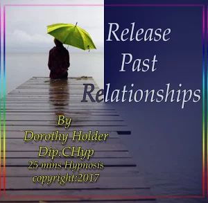 Release the EX, Move on from toxic friendships or family members, As easy as one, two, three and only $4.99 to download to any device. Hypnosis by Dorothy Holder Dip.CHyp.