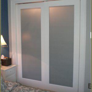 Glass Linen Closet Doors