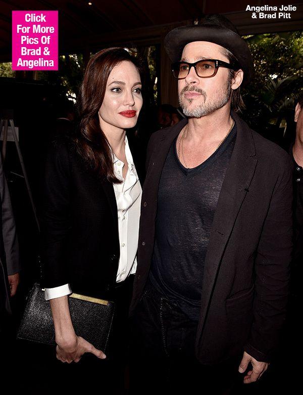 Angelina Jolie Too Skinny