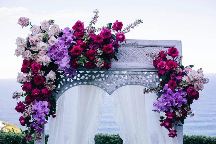 FloraFolk Luxe Arch