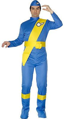 Men #adult thunderbirds virgil #costume outfit film & tv licensed #fancy dress bl,  View more on the LINK: 	http://www.zeppy.io/product/gb/2/162159323085/
