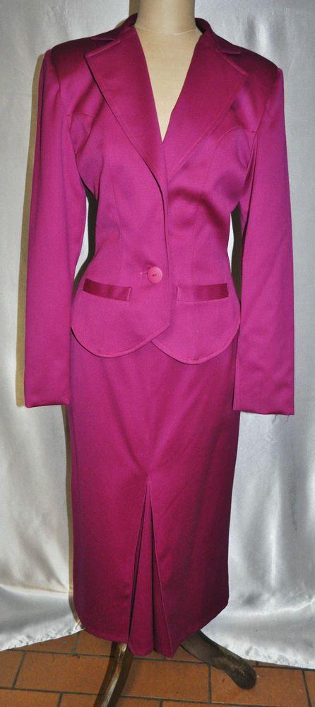 vintage 80 s walter kristensen new wool suit