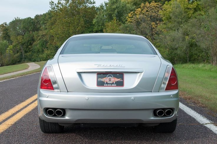 2008 Maserati Quattroporte Executive GT Sedan