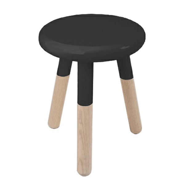 Middle Of Nowhere Stool – Black