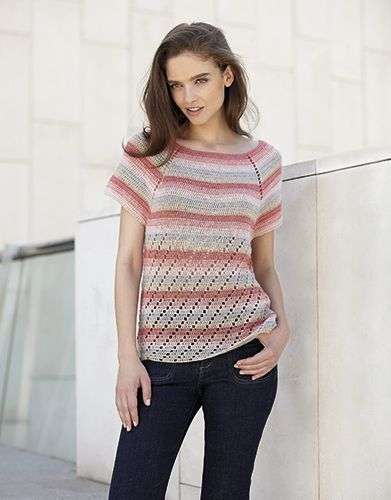 Revista mujer Concept 3 Primavera / Verano | 15: Mujer Jersey | Beige / Gris claro / Rosa / Rosa medio / Coral