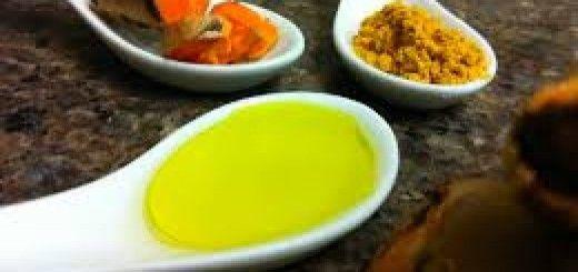 mikstura na raka kurkuma oliwa z oliwek i pieprz