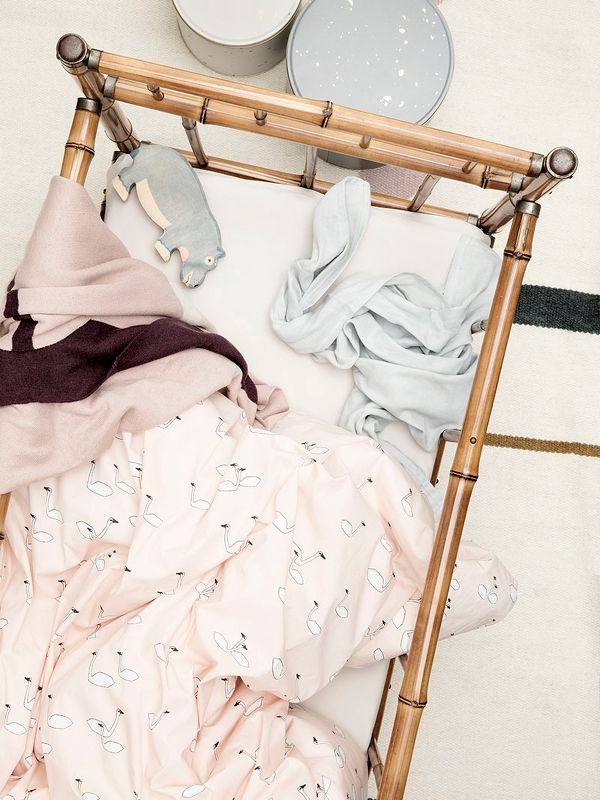 Swan Bedding | Ferm living ss 17 | does this also come in a adult size?