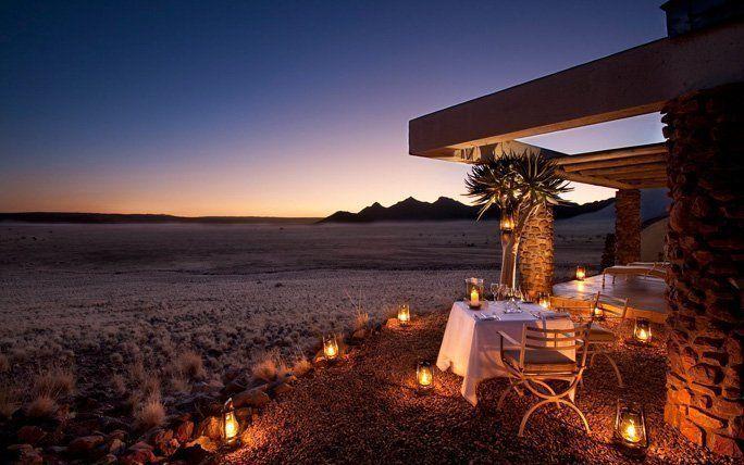 Nahe der Namib-Wüste: Sossusvlei Desert Lodge
