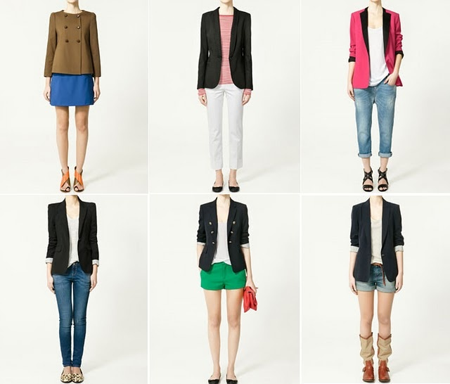 """I'm on a blazer """"liking"""" spree right now. I literally one to buy every single one from forever 21..."""