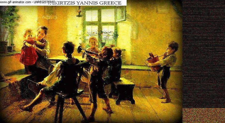 sur l' Art: Ελληνικη τεχνη