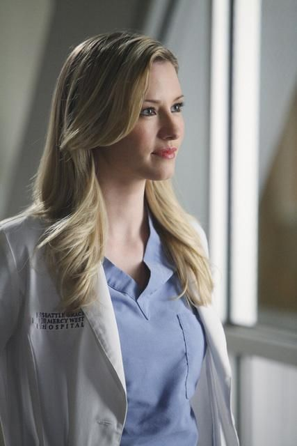 Lexie Grey. Blonde. Greys Anatomy