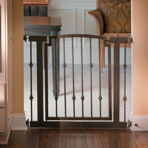 Home Design Gate Ideas: Pet Gate, Dog Gate, Home Decor