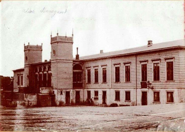 Københavns Hovedbanegård 1847