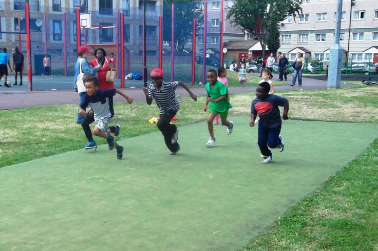 Canning Town Funday