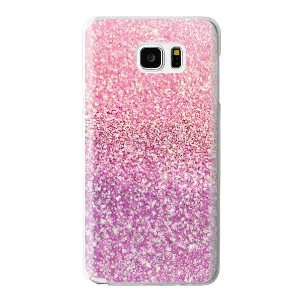 Samsung Galaxy / LG / HTC / Nexus Phone Case - PINK GOLD Galaxy Note 5... ($40) ❤ liked on Polyvore featuring accessories, tech accessories and android case