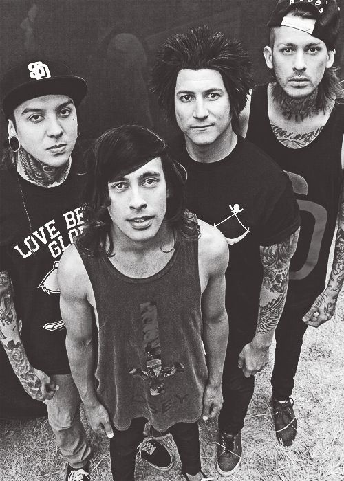 Pierce The Veil. This is perfect