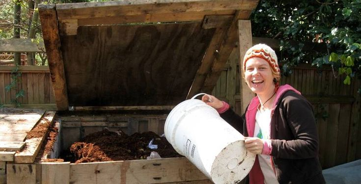 Share Tweet Pin Mail What's the best kitchen compost container? You might not be shocked to hear me argue that it's a 5 gallon ...