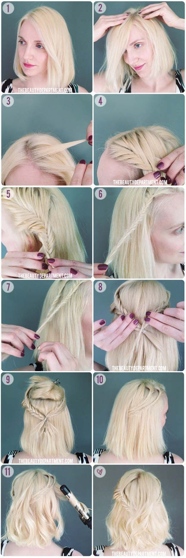best hairstyles images on pinterest braids haircut styles and