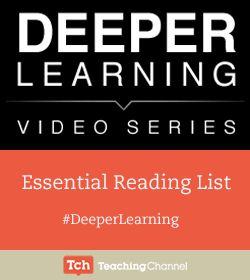 Reading list for Deeper Learning