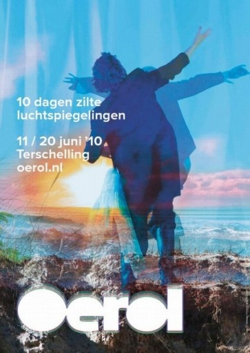 Oerol - Terschelling - campagneposter 2010
