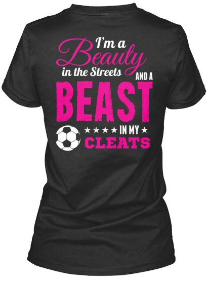 [Limited Edition] Soccer Beast Tshirt mykala