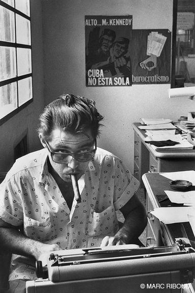 Marc Riboud  //  Cuba, 1963