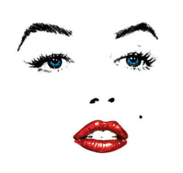 red lips blue eyes marilyn monroe marilyn monroe