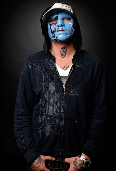 Johnny Three Tears- Hollywood Undead <3