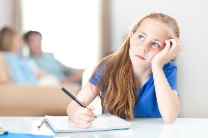 5 tips voor kinderen die zich moeilijk kunnen concentreren