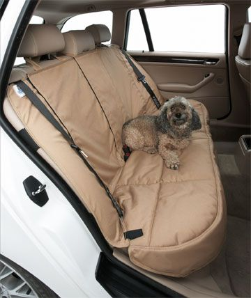 Canine Covers Custom Canvas Seat Covers - Best Price on Canine Covers Dog Seat Covers