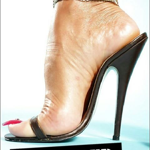 Pin by abdul azim azim on Lady barbara feet | Heels, High
