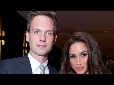 MEGHAN MARKLE AND PATRICK ADAMS LEAVING 'SUITS' AFTER SEASON 7