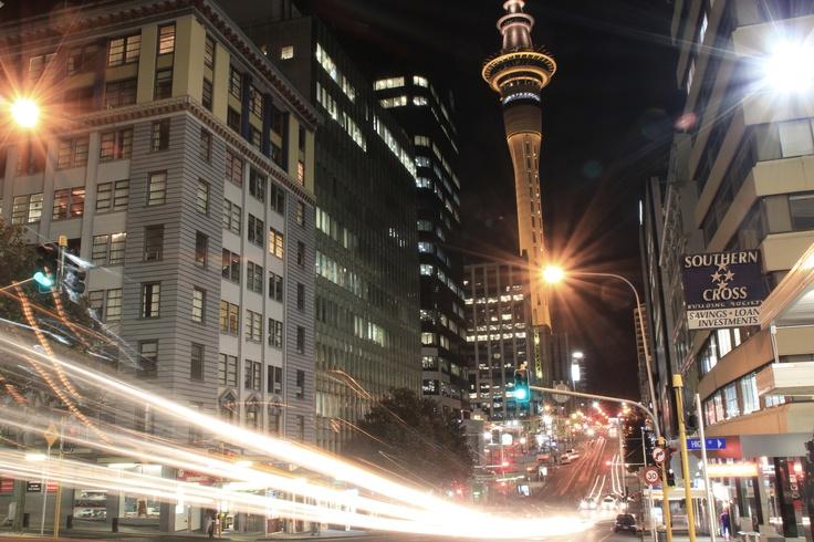 Auckland. Photographie Romain Launais. Tous droits réservés.