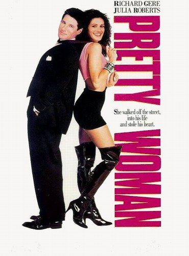 Pretty Woman~watched it a few weekends ago, all day long. :)