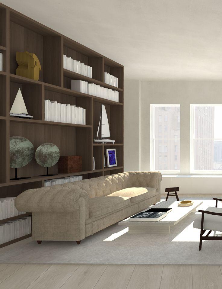 Tribeca Loft | by architect Dieter Vander Velpen