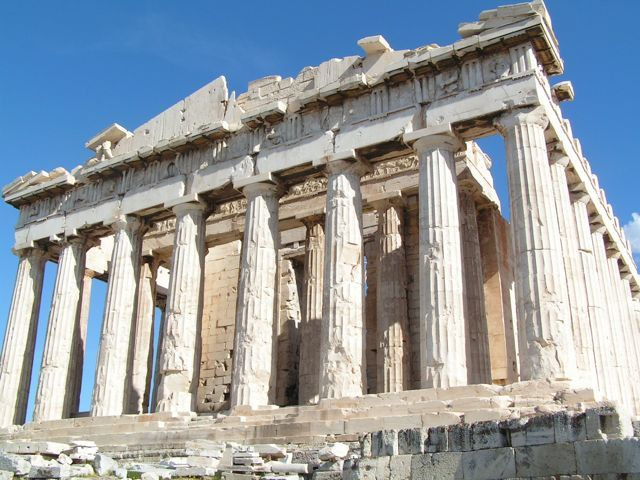 Travel guide - many pages/topics - Athens: Acropolis, the Parthenon