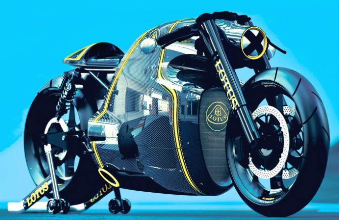 Primeira moto da Lotus surge na Internet http://oesta.do/1b69a13