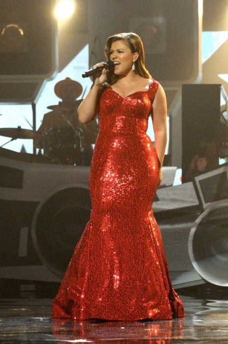 Kelly Clarkson: Curve, Jessica Rabbit, I M Curvy, Red, Real Women, Baby Girl, Favorite People