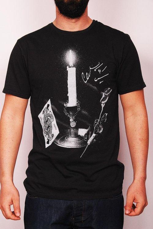Insight -Michael Willis men's t-shirt floyd black